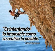 Intentando imposibles...