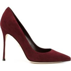 Sergio Rossi stiletto pumps