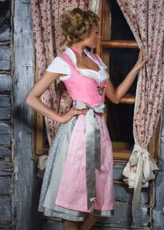 AlpenHerz Dirndl Kollektion Tradition 2016 17