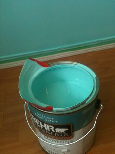 Behr - Sweet Rhapsody. Love it so much I'm gonna paint one of the spare rooms this colour too :) ~S