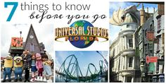 Planning a family visit to Universal Studios Orlando FL soon? If not, you should! Here are 7 things you should know before you go!
