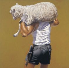 The Shepherd by Barry Ross Smith--loads of sheep paintings Sheep Drawing, Online Art Store, New Zealand Art, Cultural Identity, The Good Shepherd, Principles Of Art, Z Arts, Country Art, Drawing People