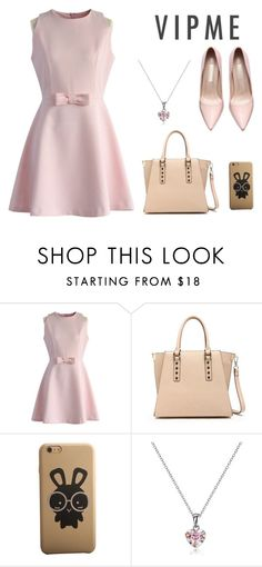 """""""VIPME 25"""" by christine-792 ❤ liked on Polyvore featuring Chicwish, women's clothing, women, female, woman, misses, juniors and vipme"""