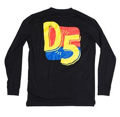 Keith Haring Inspired D5 Back Print. #district5ive #d5 #streetwear