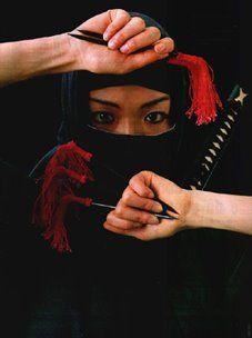 kunoichi [ Swordnarmory.com ] #Ninja #warrior #swords