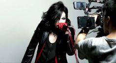 """Making of music video """"UGLY"""" by the GazettE"""
