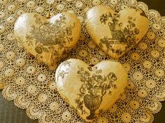 valentine decoupage - Google Search