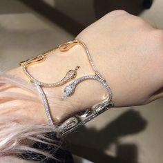 「 @Zoccai Crazy Diamonds bracelet  」