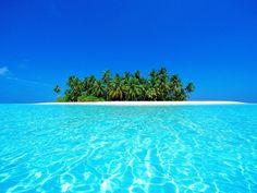 Ilha virgem Caribe...paraíso!