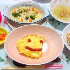 いたいよ〜(ノ_<)✨ - 10件のもぐもぐ - 今日の夕食.n_n.その2 by gogonacchan1130
