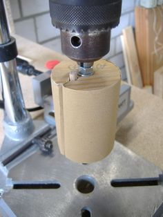 Miniprojekt: Trommelschleifer Bauanleitung zum selber bauen
