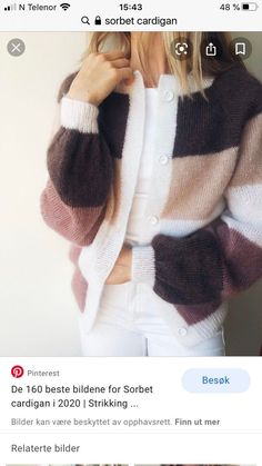 Mohair Sweater, Pink Sweater, Knit Cardigan, Knit Jacket, Make Your Own Dress, Apparel Design, Crochet Yarn, Sweater Weather, Baby Knitting