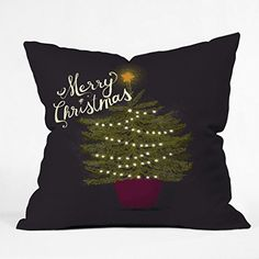 Home_Decoration_merry_christmas_little_tree_Throw_Pillow_cover Pillow Case * Read more reviews of the product by visiting the link on the image.