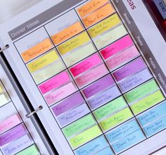 25 Printables to Organize Your Life in 2014