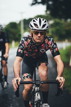 floral #cycling #kit