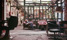 Szimpla kerf The insider's cultural guide to Budapest: 'ruin bars are the city's social hubs'