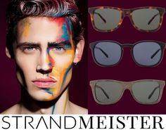 Shades over shades! #kerbholz #strandmeister #shades #summerlook #styleguide #getthelook Latest Trends, Halloween Face Makeup, Poster, Style, Swag, Billboard, Outfits