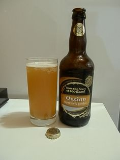 Ossian, Blond Ale, Inveralmond Brewery. 4.1% ABV