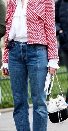 "Every It girl is carrying this new Chanel ""Gabrielle"" bag which comes in several iterations including hobo, backpack and cross-body"