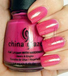 China Glaze - Strawberry Fields