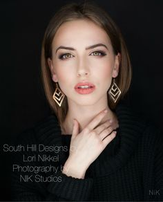I love watching my husband take photos. It's his way to decompress and his creativity constantly amazes me. Plus he takes beautiful photos of my jewelry to use for marketing! www.facebook.com/southhilldesignsbylorinikkel