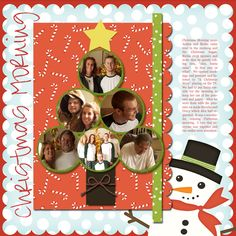 Lorrie's Story: Layout