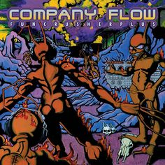 Company Flow - Funcrusher Plus (1997)