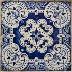 Chelsea Tile Decals Chelsea Tile Decals are stickers for an affordable tile makeover in minutes. Easily apply to any existing tile. We are selling these beautiful stickers at the discounted price. Let's buy all of our products at the affordable price. Tile Art, Mosaic Tiles, Mosaics, Tile Patterns, Textures Patterns, Art Populaire, Tile Decals, Portuguese Tiles, Blue Tiles