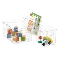 Linus Storage Binz, Container Store, for closet Deep Drawer Organization, Fridge Organization, Container Organization, Storage Containers, Storage Organization, Organized Fridge, Bathroom Organization, Bathroom Storage, Storage Ideas