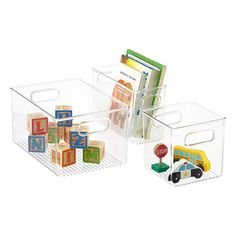 Linus Storage Binz - great to use in the pantry...