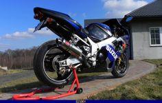 SUZUKI GSX-R BLACK CREW NECK GSXR Sweatshirt GSX R Moto Sport Bike Motorcycle