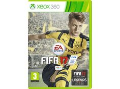 on aime ELECTRONIC ARTS Fifa 17 FR/NL Xbox 360 chez Media Markt