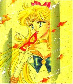 TAKEUCHI NAOKO - Sailor Moon 【Sailor Venus】