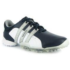 Powerband 4.0 Navy/White/Metallic Silver Golf Shoe Adidas