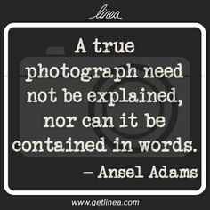 """""""A true photograph need not be explained..."""" ~Ansel Adams -- Posting pictures will be a lot of fun in 2014 ....don't get jealous! Dear God help her!"""