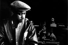 The legendary Guru from Gangstarr... lyrical genius at work