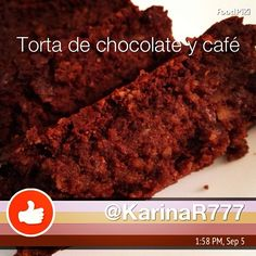 .@karinar777 | Receta corregida, en la otra tuve un error de tipeo: 2 barras de chocolate os... | Webstagram - the best Instagram viewer