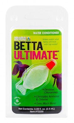 Hikari Betta Ultimate Tropical Water Conditioner .08 oz