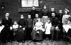 Belgian Refugees in Bolton, England