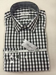 Find mens black and white plaid dress shirts at ShopStyle. Shop the latest collection of mens black and white plaid dress shirts from the most popular.