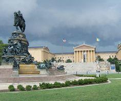 Philly ~ Philadelphia Museum of Art, Philadelphia, PA
