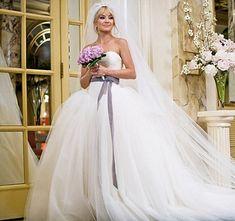 Top 10 Celebrity Wedding Dresses in Movies and TV | Arabia Weddings