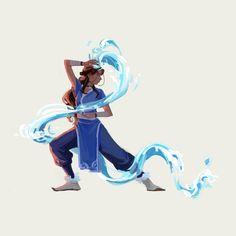 avatar the last airbender Avatar Fan Art, Team Avatar, The Last Avatar, Avatar The Last Airbender Art, Tattoo Geek, Legend Of Aang, Character Art, Character Design, Avatar Characters