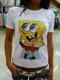 Печать на футболке/хочешь чего-то яркого и веселого/приходи к нам в магазин, у нас много интересных идей для твоей новой футболки!!