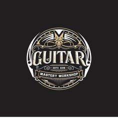 Freelance - Logo Needed:  Guitar Mastery Workshop by ottanak