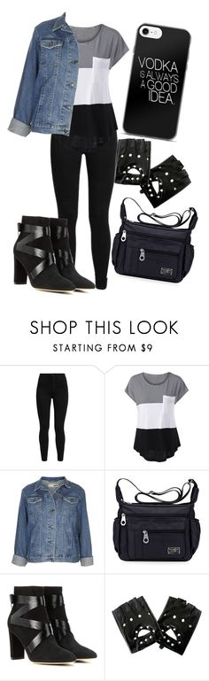 """Sem título #116"" by alli-blue on Polyvore featuring moda, Levi's, Topshop e Jimmy Choo"