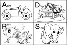 Čtení – Sisa Stipa – Webová alba Picasa Stipa, Fun Learning, Activities For Kids, Kindergarten, Preschool, Archive, Snoopy, Letters, Comics