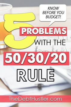 Know Before You Budget: 5 Problems With The Rule - Finance tips, saving money, budgeting planner Budget Spreadsheet, Budget Planner, Budgeting Finances, Budgeting Tips, Making A Budget, Making Ideas, Money Tips, Money Saving Tips, Money Budget