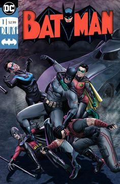 Batman Vs, Duke, Comic Art, Deadpool, Robin, David, Superhero, Comics, Movie Posters
