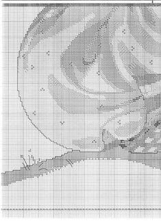 Ashley's Roses - 4/6 Solo Patrones Punto Cruz (pág. 396) | Aprender manualidades es facilisimo.com Fantasy Cross Stitch, Cross Stitch Fairy, Just Cross Stitch, Counted Cross Stitch Patterns, Cross Stitch Designs, Modern Embroidery, Needlework, Free Pattern, Crafts